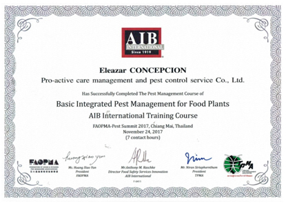 ProActive Pest Control Corp  | Awards and Recognition